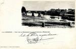Bergerac - Pont sur la Dordogne et Le Quartier de la Madeleine