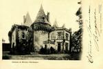 Dordogne - Château de Marzac