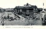 Bordeaux - Le Cours du 30 Juillet et les Allées de Tourny