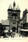 Bordeaux - La Tour de la Grosse Horloge