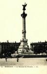 Bordeaux - Le Monument des Girondins