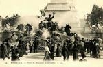 Bordeaux - Détail du Monument des Girondins