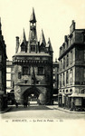 Bordeaux - La Porte du Palais