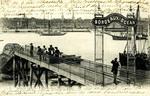 Bordeaux - Vue prise de la Bastide