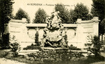 Bordeaux - Fontaine Amedee Larrieu