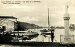 Branne, près Libourne - Les Bords de la Dordogne