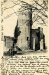 Rauzan près Libourne - Ancienne Tour du Château