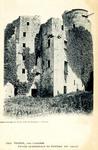 Rauzan près Libourne - Entrée Seigneuriale du Château