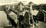 St-Jean-de-Blaignac, près Libourne - Le Grand Pont sur la Dordogne