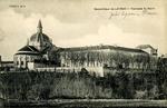 Lyrac - Sacré-Cœur de Layrac - Terrasse du Nord
