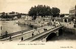 Bayonne - Le Pont Mayou et le Reduit