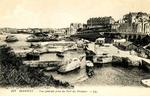 Biarritz - Vue générale prise du Port des Pêcheurs