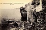 Biarritz - Pecheurs a la Pointe Plate