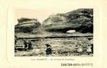 Biarritz - En cherchant des Coquillages