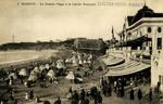Biarritz - La Grande Plage et le Casino Municipal
