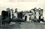 Bidache - Ruines du Château des Ducs de Gramont