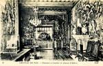 Pau - Château de Pau  - Chambre à Coucher de Jeanne d'Albret