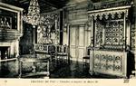 Pau - Château de Pau  - Chambre à Coucher de Henri IV