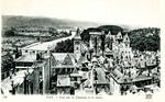 Pau - Vue sur le Château et le Gave