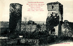 Puyoo - Ruines du Chateau de Jeanne d'Albert