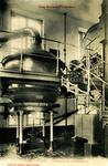 Puyoo - Intérieur de la Brasserie