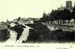 Angoulême - Vue prise du Rempart Desaix