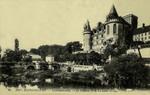Larochefoucauld - La Château et le Tardoire