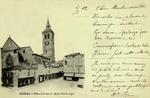 Cognac - Place d'Armes et Eglise Saint-Léger