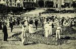 Royan - Le Concours de Sable à Pontaillac