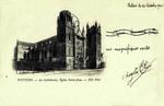 Poitiers - La Cathédrale, Église Saint-Jean