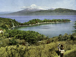 Japan –  Fuji – Panoramic view of the Ose-misaki