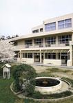Japan - Takarazuka - Obayashi Sacred Heart School - Elementary School Building from the South Garden