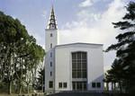 Japan –  Takarazuka – Obayashi Seishin Chapel