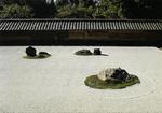 Japan – Kyōto – The Stone Garden of Ryoanji Temple