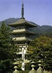 Japan – Nagano – Chūreiden (a charnbel house)