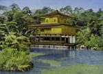 Japan – Kyōto – Kinkaku-Ji (A Golden Temple)