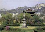 Korea –  Seoul – Ten-story Stone Pagoda of Kyŏngch'ŏnsa (National Treasure No. 86)
