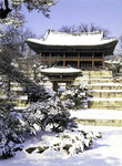 Korea –  Seoul – Ǒsumun and Chuhamnu at Secret Garden