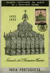 India – Goa – Túmulo de Saint Francisco Xavier
