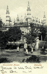 India – Kolkata – Dharmatala Mosque