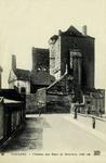 Moulins - Château des Ducs de Bourbon, côte est