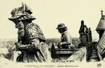 Moulins - Cathedrale de Moulins - Figures Boubonnaises