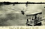Vichy - Vue sur l'Allier et le Golf