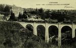 Viescamp - Le Château et le Viaduc de Viescamp