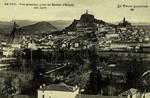 Le Puy -  Vue générale, prise du Rocher d'Esplay