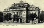 Le Puy -  Le Théâtre