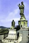 Le Puy -  Statue Colossale de N-D de France