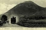 Auvergne - Chemin de Fer du Puy-de-Dôme - Le Train à la Baraque