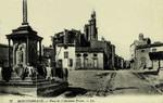 Montferrand - Place de l'Ancienne Prison