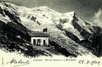 Chamonix - Plan de l'Aiguille et le Mont-Blanc